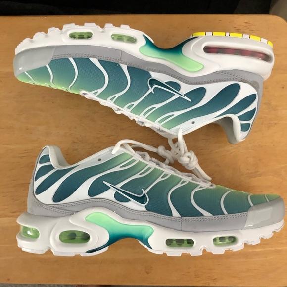 Nike Shoes Air Max Plus Og Mint Ghost Green White Teal Poshmark